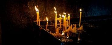 Αγρυπνία Αγίου Αυξεντίου στη Μονή Βελλάς Ιωαννίνων