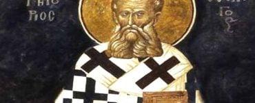 Αγρυπνία Αγίου Γρηγορίου Θεολόγου στο Παλαιόκαστρο Θεσσαλονίκης
