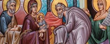 Αγρυπνία Υπαπαντής του Κυρίου στην Παλλήνη