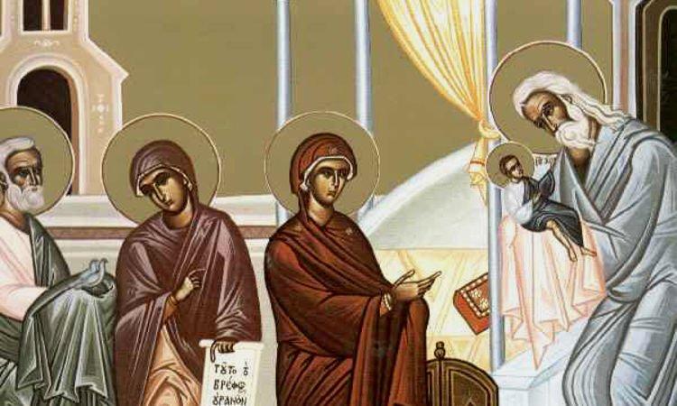 Αγρυπνία Υπαπαντής του Κυρίου στα Γιαννιτσά