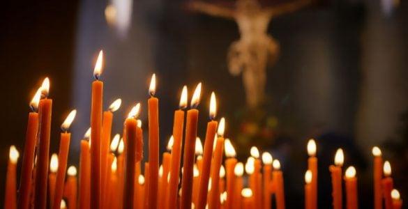 Αγρυπνία στον Ιερό Ναό Αγίου Νεκταρίου Εδέσσης