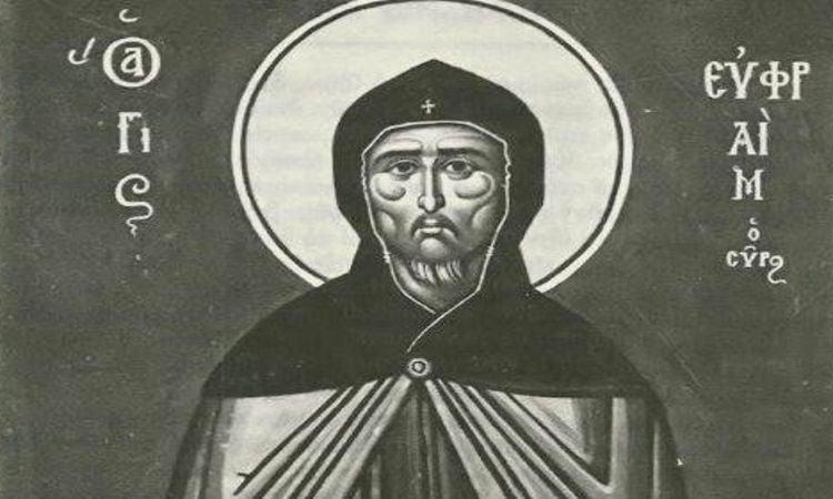 Αγρυπνία Οσίου Εφραίμ του Σύρου στην Ευκαρπία Θεσσαλονίκης