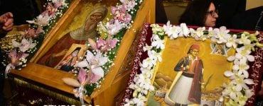 Εορτή Αγίου Αντωνίου στη Μητρόπολη Αργολίδος