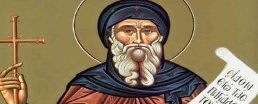 Εορτή Αγίου Αντωνίου του Μεγάλου