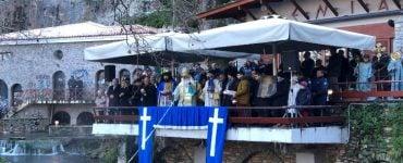 Η Εορτή των Θεοφανείων στη Μητρόπολη Θηβών