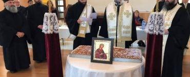 Κοπή βασιλόπιτας από τον Αρχιεπίσκοπο Κύπρου στον Στρόβολο