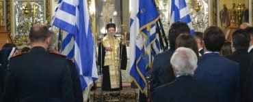 Ατιωλίας Κοσμάς στο πλευρό των 22 Μακεδόνων Μητροπολιτών