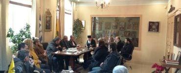 Συνάντηση Αιτωλίας Κοσμά με εκπαιδευτικούς