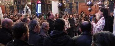Ο Αρτινός Νεομάρτυρας Ζαχαρίας τιμήθηκε στη γενέτειρά του