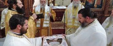 Η Άρτα εόρτασε τον Όσιο Μάξιμο τον Γραικό