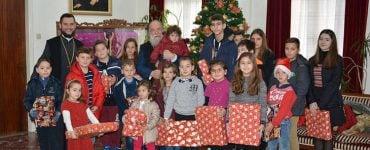 Γιορτή για παιδιά Ιερέων στη Μητρόπολη Ελευθερουπόλεως (ΦΩΤΟ)