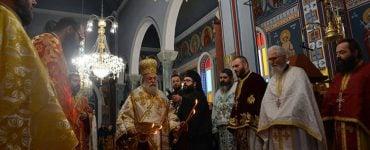 Εορτή Αγίου Ευγενίου Τραπεζουντίου στη Μητρόπολη Ελευθερουπόλεως (ΦΩΤΟ)