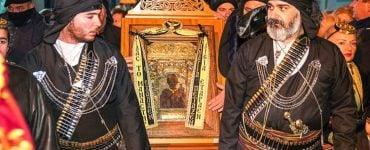 Η Καλαμαριά υποδέχτηκε την Παναγία Σουμελά