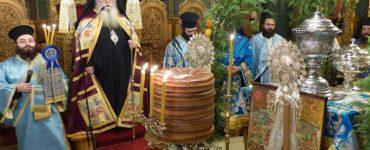 Εσπερινός Θεοφανείων στη Μητρόπολη Καστορίας (ΦΩΤΟ)