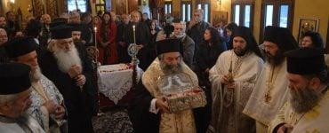Το Γύθειο υποδέχτηκε Λείψανο Αγίου Λουκά του Ιατρού