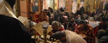 Μυστήριο Ιερού Ευχελαίου στη Μητρόπολη Μάνης (ΦΩΤΟ)