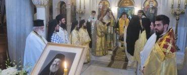 Μνημόσυνο Αρχιεπισκόπου Χριστόδουλου στην Αθήνα