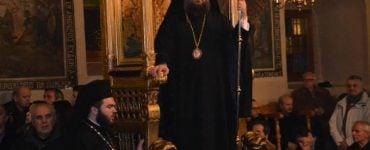 Εσπερινός Τριών Ιεραρχών στα Τρίκαλα