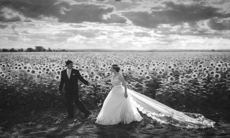 Ο γάμος είναι ταξίδι που θα καταλήξει στον ουρανό