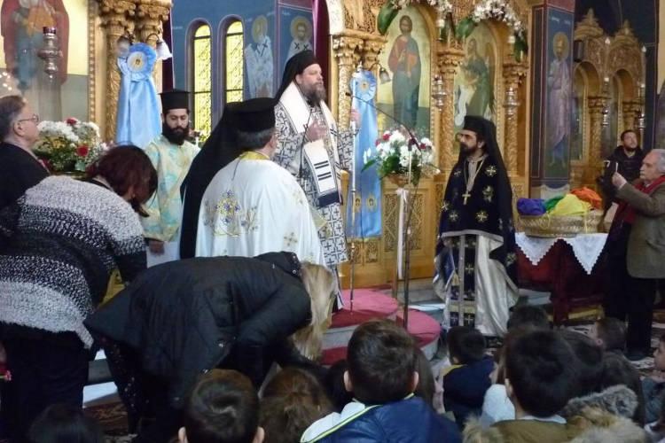 Εορτή Αγίας Οικογενείας Μεγάλου Βασιλείου στη Νέα Φιλαδέλφεια