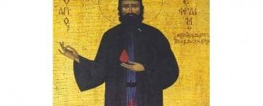 Πανήγυρις Αγίου Εφραίμ στον Άγιο Νικόλαο του νέου Θηβών