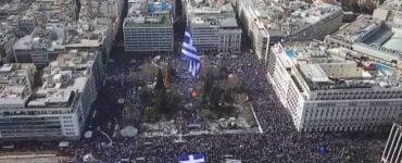 Συλλαλητήριο κατά της Συμφωνίας των Πρεσπών την Κυριακή