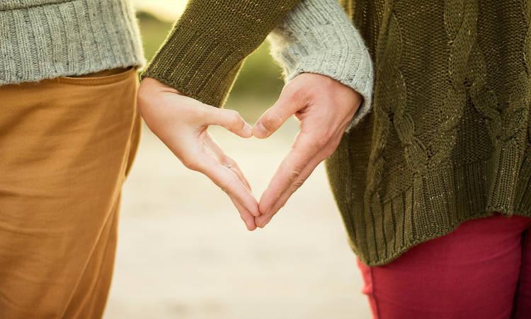 Αγάπη μεταξύ των συζύγων είναι ότι καλύτερο