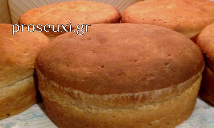 Αρτοκλασία συνταγή Μοναστηριακή