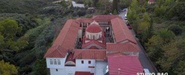 Νέα Ηγουμένη στη Μονή Αγίου Δημητρίου Καρακαλά