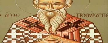 Εορτή Αγίου Πολυκάρπου Επισκόπου Σμύρνης