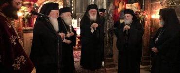 Εορτή Οσίου Λουκά εν Στειρίω στη Μητρόπολη Θηβών