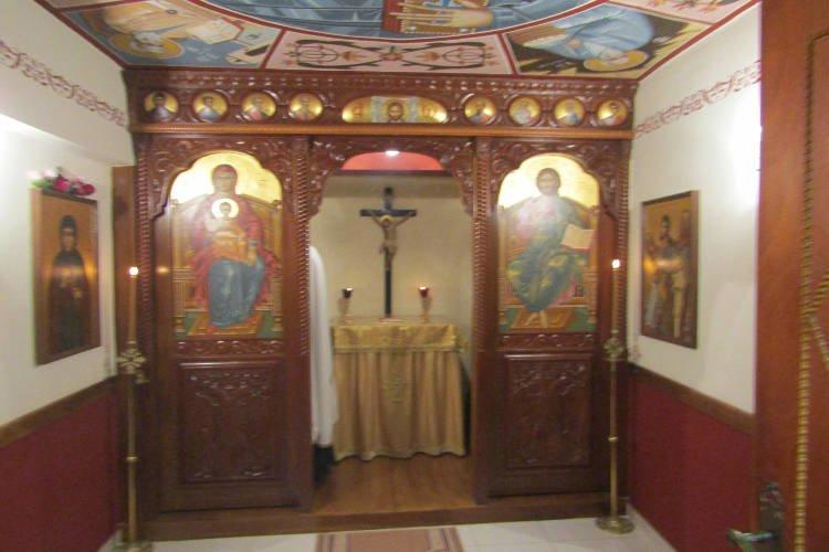 Εσπερινός Αγίας Φιλοθέης στη Λιβαδειά