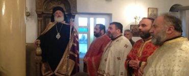 Εορτή του Aγίου Τρύφωνα στη Μητρόπολη Αρκαλοχωρίου