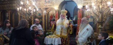 Εορτή Αγίου Χαραλάμπους στην Μητρόπολη Καστοριάς (ΦΩΤΟ)