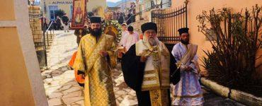 Κερκύρας Νεκτάριος: Οι διωγμοί κατά της Εκκλησίας συνεχίζονται έως σήμερα