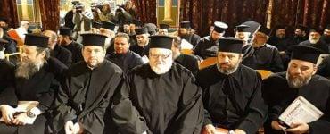 Αντιπροσωπεία Κερκυραίων Κληρικών στη συνέλευση του ΙΣΚΕ