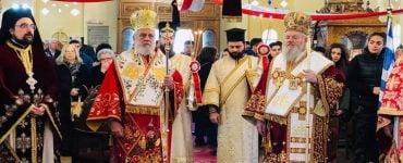 Πανηγυρικό Συλλείτουργο για τον Άγιο Γεώργιο τον Διβόλη