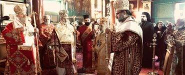 Πολυαρχιερατικό Συλλείτουργο στον Άγιο Χαράλαμπο Λενταριανών (ΦΩΤΟ)