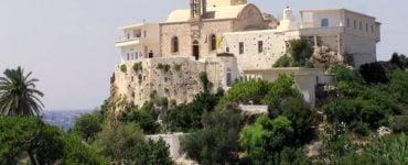 Ιερά Μονή Παναγίας Χρυσοσκαλιτίσσης