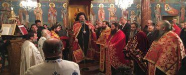 Η Εορτή του Αγίου Χαραλάμπους στη Μητρόπολη Λαρίσης