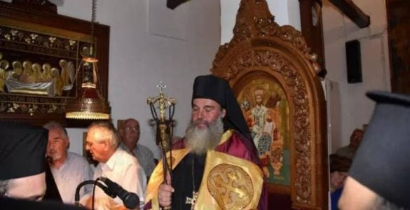 Εκοιμήθη ο Ηγούμενος της Μονής Ορφανού Οιχαλίας