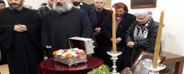 Η Κύπρος υποδέχτηκε την Τιμία Κάρα του Οσίου Δαβίδ