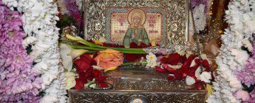 Η Κύπρος υποδέχτηκε λείψανο της Αγίας Ματρώνας της Ρωσίδος