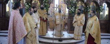 Ιερός Ναός Αγίας Μαρίνης Πατρών 10 χρόνια Ενοριακής ζωής