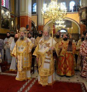 14 χρόνια Αρχιερατείας του Πατρών Χρυσοστόμου