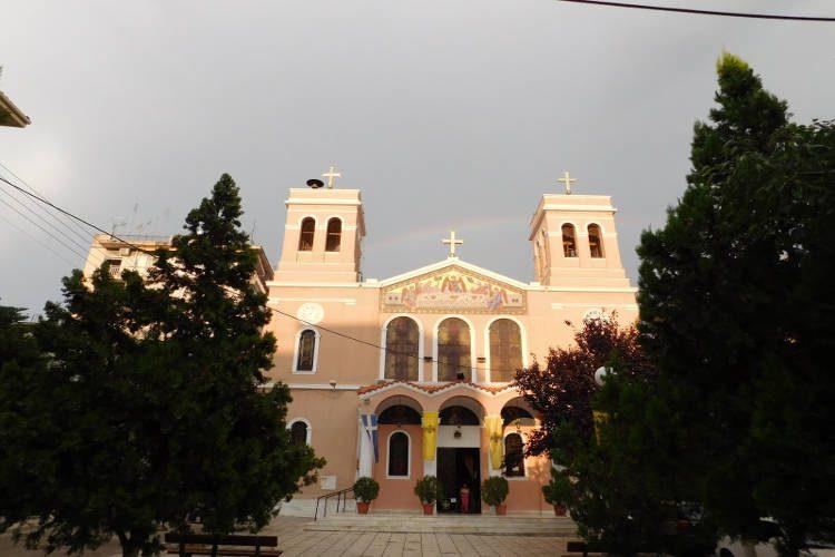 Ιερός Ναός Αγίας Τριάδος Πατρών