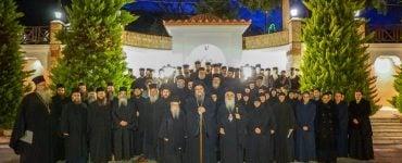 Σύναξη Μοναχών και Μοναζουσών στη Μητρόπολη Βεροίας (ΦΩΤΟ)