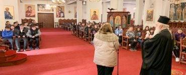 Μαθητές στον Άγιο Λουκά τον Ιατρό Βεροίας
