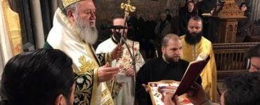 Αγρυπνία Αγίας Φιλοθέης στην Αγία Παρασκευή Χαλκίδος