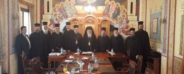 Κοινό ανακοινωθέν Οικουμενικού Πατριαρχείου και Εκκλησίας της Ελλάδος